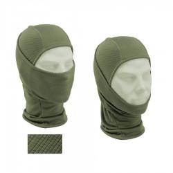 Cagoule Defcon5 Thermal multi collar vert OD