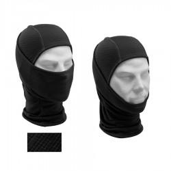 Cagoule Defcon5 Thermal multi collar Noire
