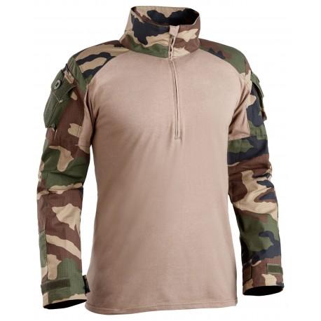 Chemise de combat militaire UBAS cam ce