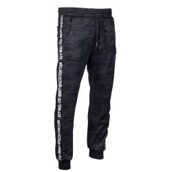 Pantalon trainning dark camo Mil-Tec