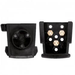 Système de connexion rapide et rotatif 8K31 noir