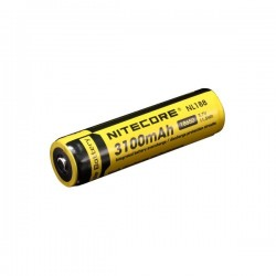 Accus Li-ion 18650 - 2600mAh