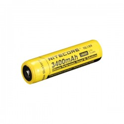 Accus Li-ion 18650 - 3400mAh
