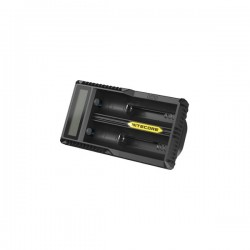 Chargeur USB 2 accus Nitecore