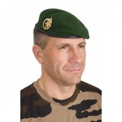 Béret commando Légion Etrangère vert