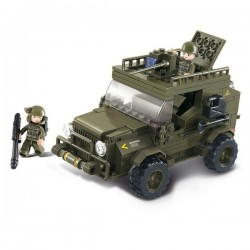 Sluban : Jeep . M38-B0296