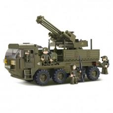 Sluban : Suv avec canon . M38-B0299