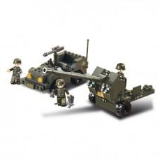 Sluban : SUV armé. M38-B0297