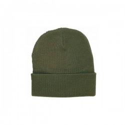 Bonnet acrylique vert