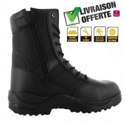 Chaussures/Rangers CENTURION 8.0 SZ 1 ZIP noir