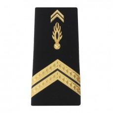 Fourreaux rigides Homme Gendarmerie Départementale Carriére
