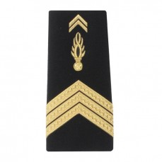 Fourreaux rigides Homme Gendarmerie Départementale MDL Chef