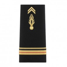 Fourreaux rigides Homme Gendarmerie Départementale Major