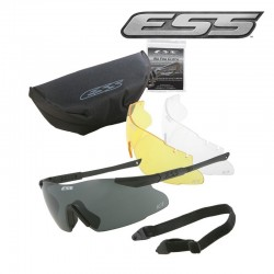 Lunettes de protection balistique ESS ICE 3LS