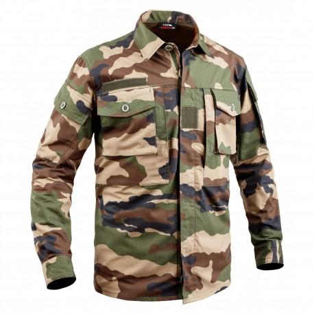 Chemise de combat militaire cam ce