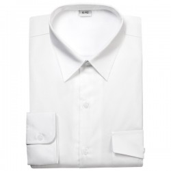 Chemise Manches Longues Homme Blanche Gendarmerie