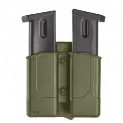 Porte-chargeur double rapide 8DMH03 vert OD pour pistolet automatique