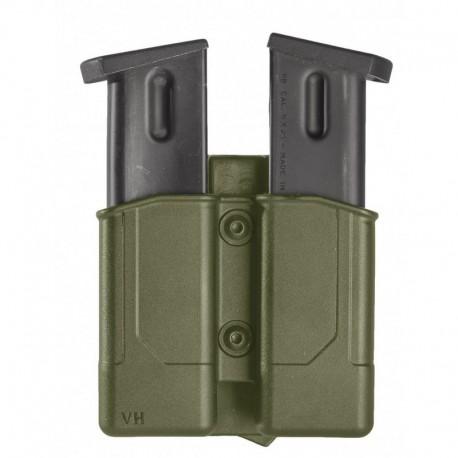 Porte-chargeur double 8DMH03 vert OD