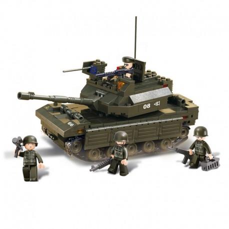 Sluban : Tank M38-B6500