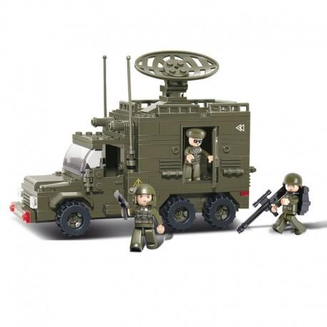 Sluban : Camion radar