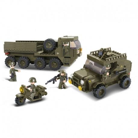 Sluban véhicules de service pour les troupes Land Force II