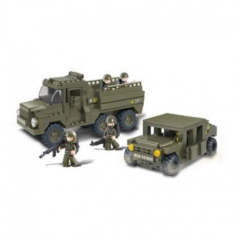 Sluban armée ranger Land Force 2 M38-B0306