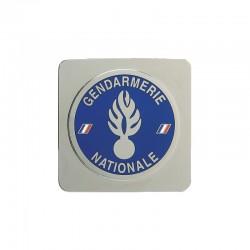 Médaille GENDARMERIE à support carré GK