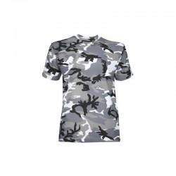 Tee-shirt camouflage enfant