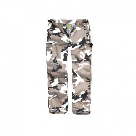 Pantalon Camouflage urban gris enfant