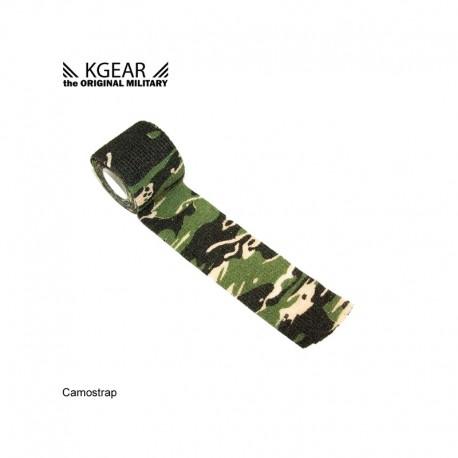 CamoStrap - Woodland - 50mm x 4.5m