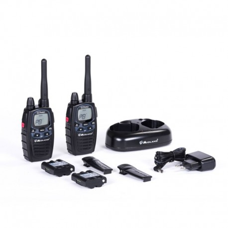 Midland G7 PRO (twin pack)