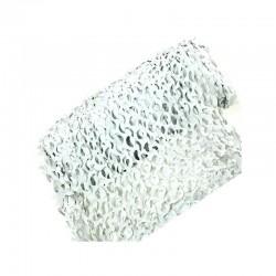 Filet de camouflage Blanc à partir de 2m * 2.40m