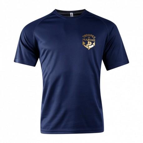 Tee shirt easy clim marine tdm
