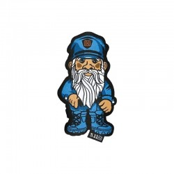 Patch police gnome