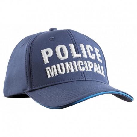 Casquette Police Municipale P.M. ONE Stretch Fit
