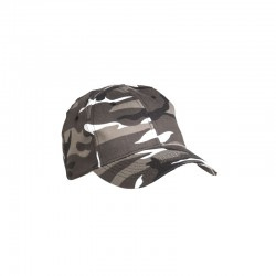 Casquette base ball urban gris