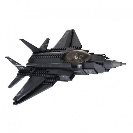 Sluban : Avion de chasse Lightning II . M38-B0510