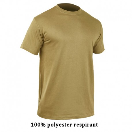 T-shirt Strong Airflow tan