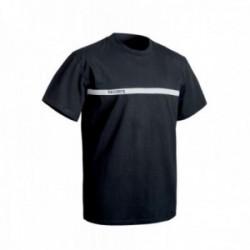 T-shirt Sécu-One sécurité bande grise