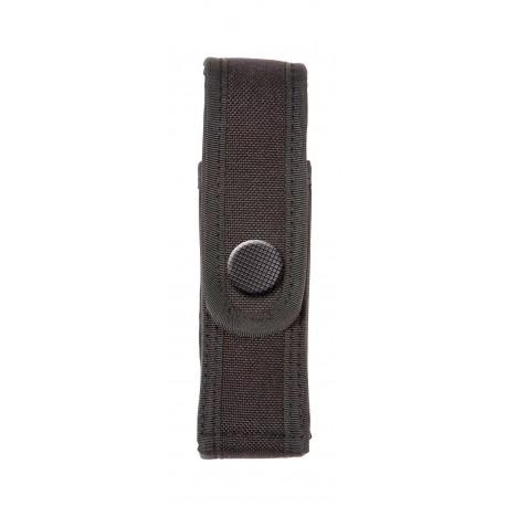 Porte-aérosol anti-agression 75 ml ou porte-lampe d'intervention noir