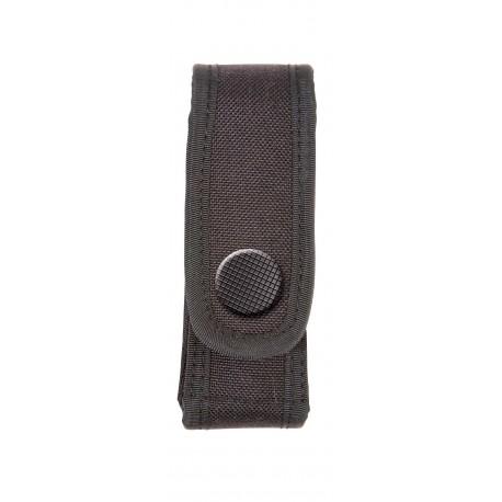 Porte-aérosol anti-agression 25 ml ou porte-lampe d'intervention noir