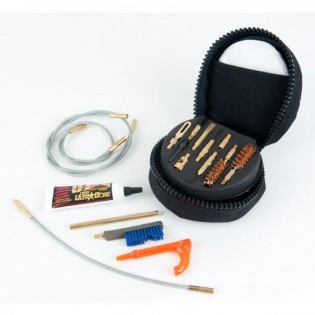 """Kit de nettoyage pour arme calibres .223""""/5.56 mm & .38""""/9 mm à .45""""/11.43 mm"""