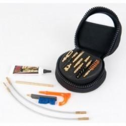 """Kit de nettoyage pour arme calibre .38""""/9 mm"""