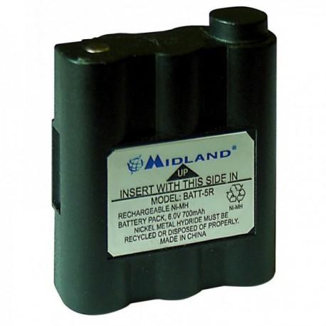 Batterie rechargeable pour radio PMR446 G7 Pro