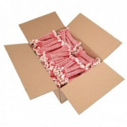 Carton de 2000 mèches rouges pour calibres 5,5 à 6,5 mm