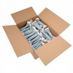 Carton de 1000 mèches bleues pour calibres 9 à 9,5 mm