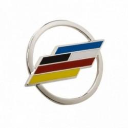 Insigne de béret argenté Brigade Franco-Allemande