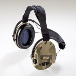 Casque anti-bruit Suprême Pro-X serre-nuque cam ce coussinets mousse