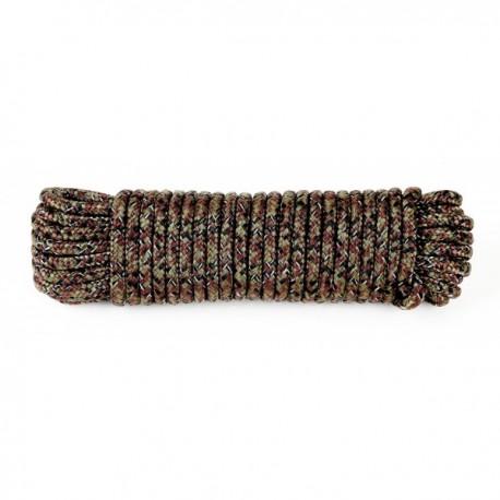 Drisse corde Ø 9 mm - longueur 15 m cam ce