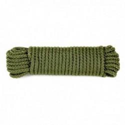 Drisse corde Ø 9 mm - longueur 15 m vert OD